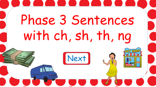 Letters And Sounds Phonics Games Phase
