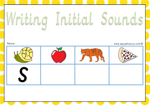 Letters And Sounds Phase